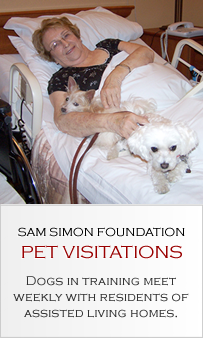 Pet Visitations, click to learn more